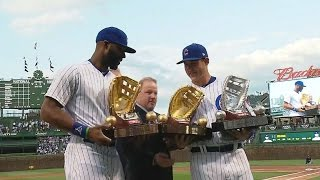 4/18/17: Cubs complete comeback after big 6th inning