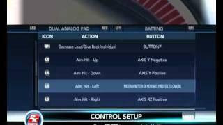 Problem with gamepad Saitek P380 in MLB 2K10