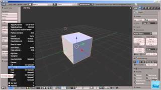 3D моделирование. Blender. Урок 1. Часть 1.(Серия уроков по 3D моделированию с помощью программы Blender., 2011-02-27T20:59:56.000Z)