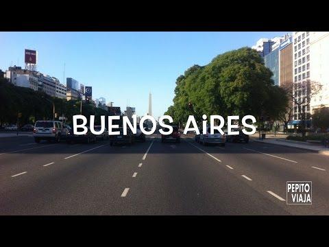 Buenos Aires, Un Encanto Parisino en Suramérica
