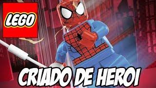 Lego Marvel Super Heroes - Criador de Herói thumbnail