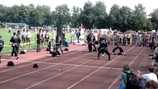Tafisa 2012 Siauliai Nacionalinis Gruzijos kovos menas - Хридоли (1)