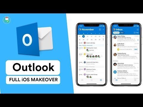 Quick News: Outlook For IOS New Look 📬
