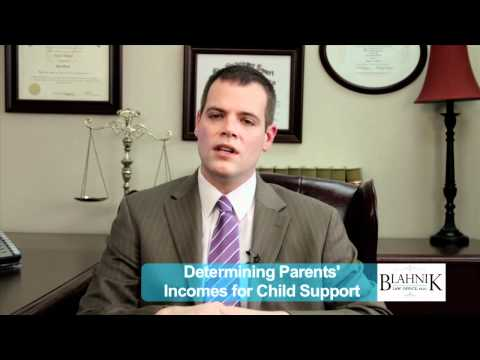 Incomes for Child Support | Minnesota Child Support Lawyer & Attorney