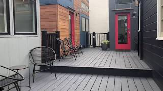 Tiny House Walk Through | Slabtown Village | Portland, Or | Airbnb
