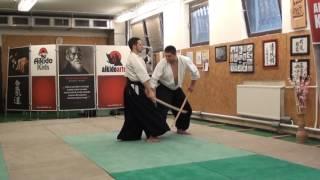 kumi tachi -tai no ri 3.2 [TUTORIAL] Aikido advanced weapon technique:
