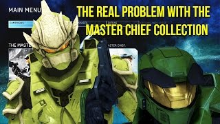 The REAL Problem! with Halo MCC
