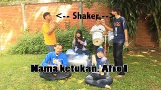 Best Tutorial Perkusi Yamko Rambe Yamko