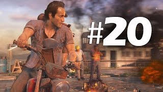 Uncharted 4 A Thief's End Part 20 - Chase - Gameplay Walkthrough PS4