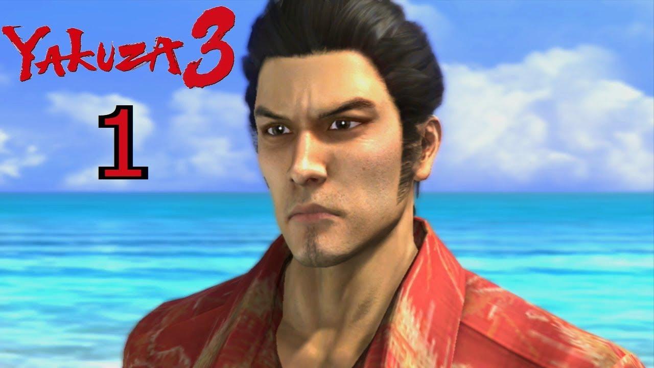 Yakuza 3 (PS3, no commentary) Part 1