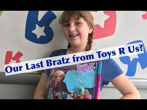 Closing Toys R Us Toy Hunt – Our Last Bratz Doll From Toys R Us? Liquidation Sale Columbia MD Store