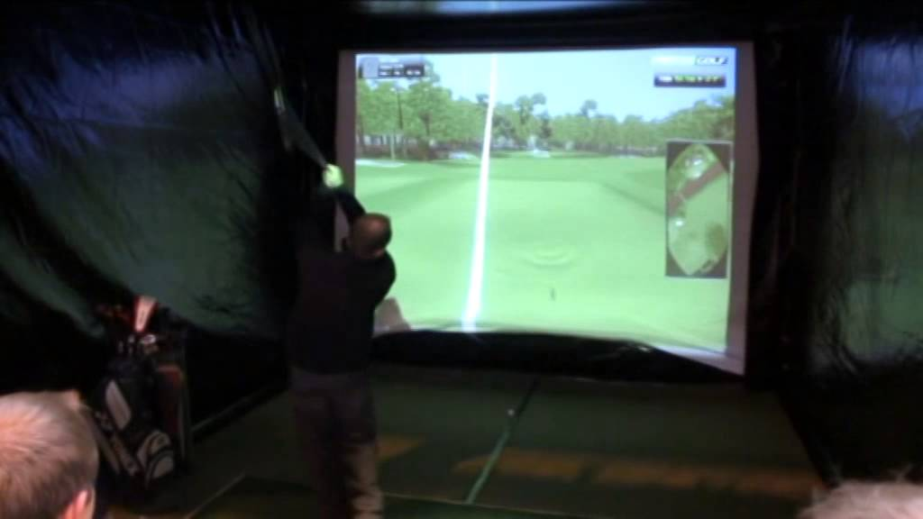 protee golf simulator vs skytrak