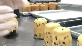how to make chocolate chip cookies shot