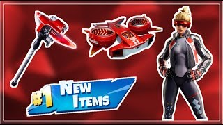 NOUVEAU Versa / Ether Skin And Items ! - Fortnite Live Stream!