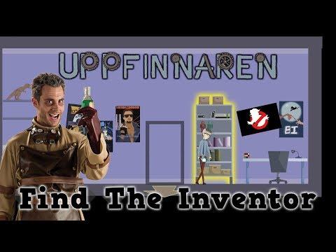 Uppfinnaren - Find The Inventor