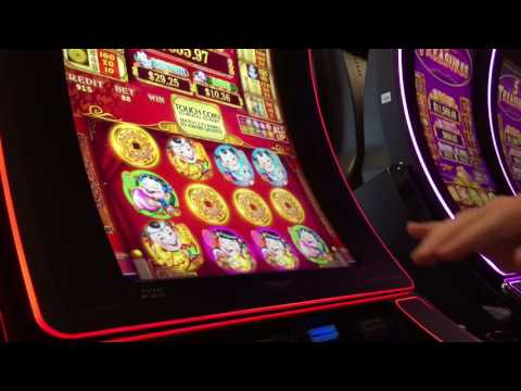 88 Fortunes Slot Machine -  2 PICKING BONUSES! ~ NEW ODAWA CASINO! Mackinaw City, MI