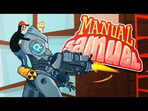 Manual Samuel Gameplay - Robot Sam! - Let's Play Manual Samuel Part 3