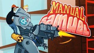 Керівництво Самуїл Геймплей - Робот Сем! - Давайте грати керівництво Самуїл Частина 3