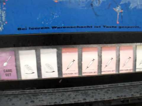 Needle Vending Machine