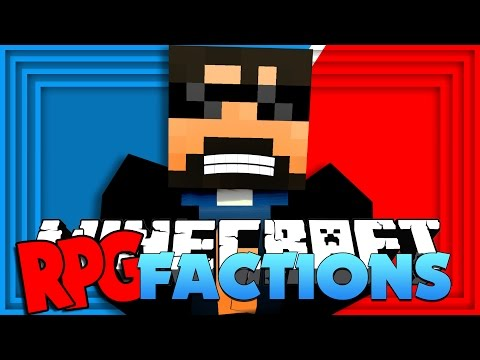 Minecraft RPG Factions | THE NEAT PEOPLE?! [1]