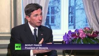 WWIII can still be averted - President of Slovenia