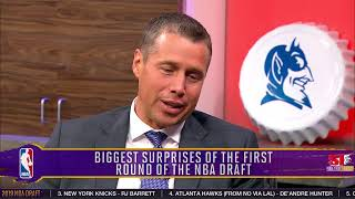Sports  Llustrated 2019 NBA Draft Live Show