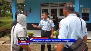 Gelaran Wirasaba Airshow and Expo 2014 di Purbalingga -NET24