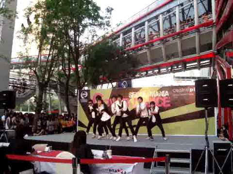 Monkey Business Cover Super Junior - Sorry Sorry - Seoul Mania Cover Dance 2010