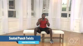 No Excuse Workout - Couch Potato Workout