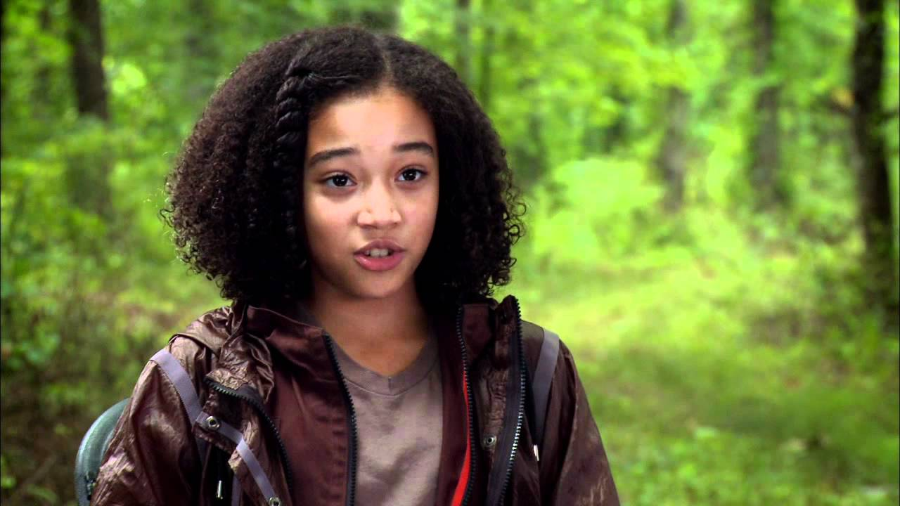The Hunger Games Amandla Stenberg Quot Rue Quot Youtube