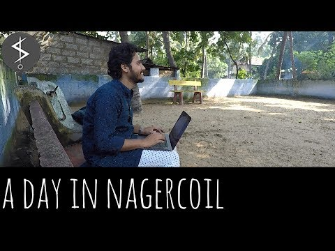 A day in Nagercoil (2018) | Tamil Vlog | Sivapuranam