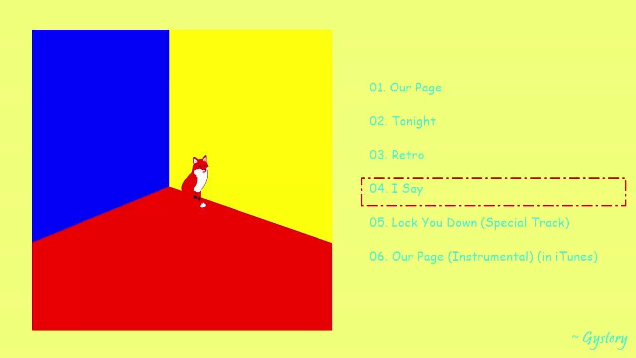 SHINEE - THE STORY OF LIGHT EP 3 [6th Full Album]
