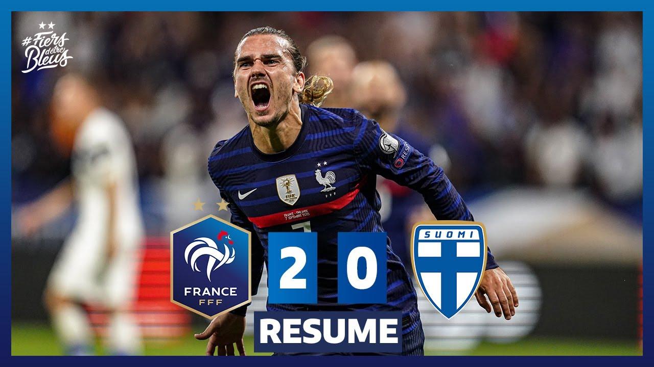 Download France 2-0 Finlande, le résumé I FFF 2021