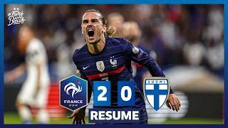 France 2 0 Finlande le re sume I FFF 2021