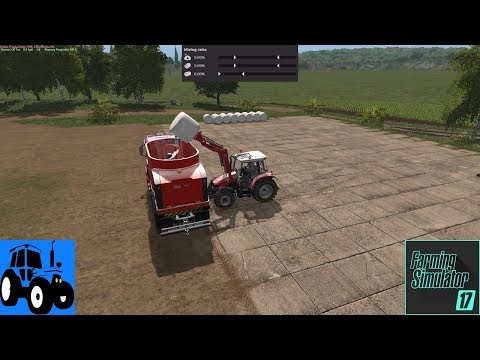 Let's Play Farming Simulator 2017 Norsk Grande Plaine Episode 18