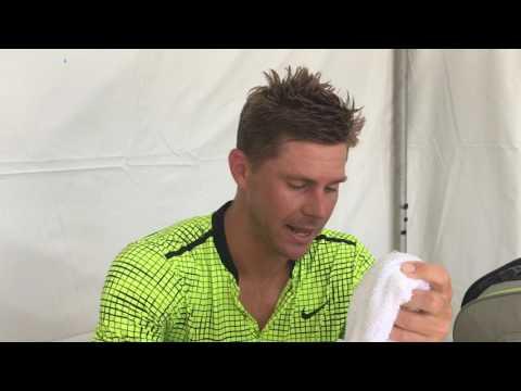 Bradenton' Mark Oljaca discusses his return to pro tennis at Sarasota Open