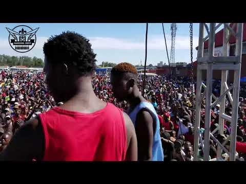 Enzo ishall causes commotion in Mbare, kana usati wabvuma kuti arikupisa THEN WATCH THIS VIDEO