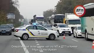 СЛАБОНЕРВНЫМ НЕ СМОТРЕТЬ! Дтп под Киевом- Дизель Шоу ехали с концерта,водитель врезался в фуру!