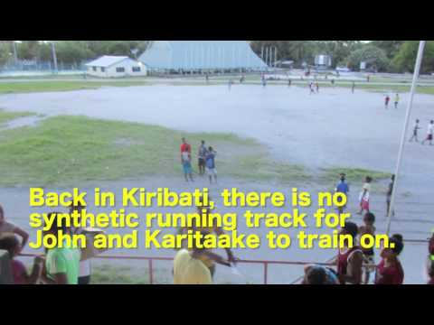 Kiribati's Olympic Dream - On The Right Track?