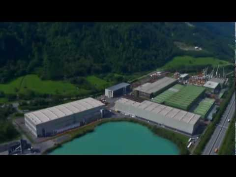 Liebherr Production site Nenzing (Austria)
