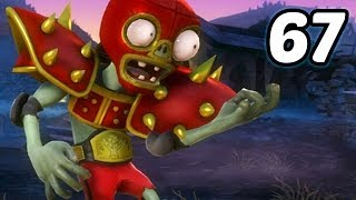 Let's Play Plants Vs Zombies Garden Warfare #67 Deutsch - Wrestling Star