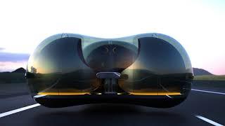 これが未来の車!ルノーが発表したコンセプトカーのフォルムがあまりにも未来的!