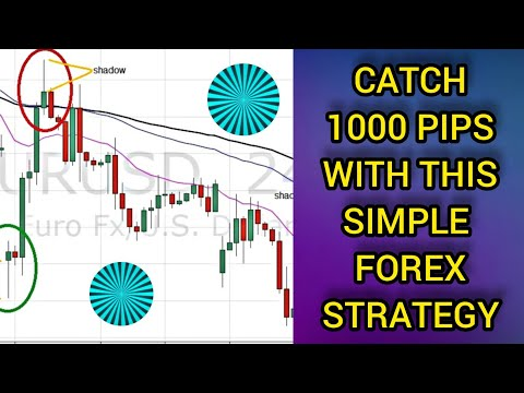 Catch 1000 PIPS with this Proven H1 Timeframe FOREX Swing Trading Strategy   Simple and easy trades