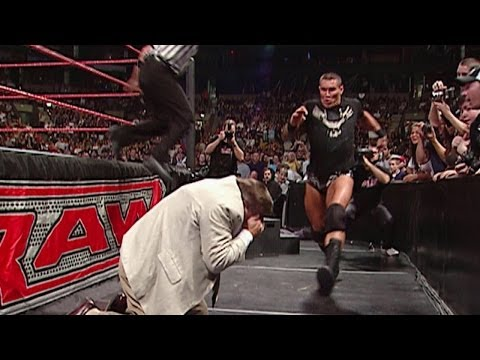 Randy Orton makes it personal with John Cena