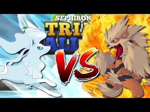 Das Lied von Eis und Feuer! Pokemon Trial Challenge - Kampf 53 VS Alexis