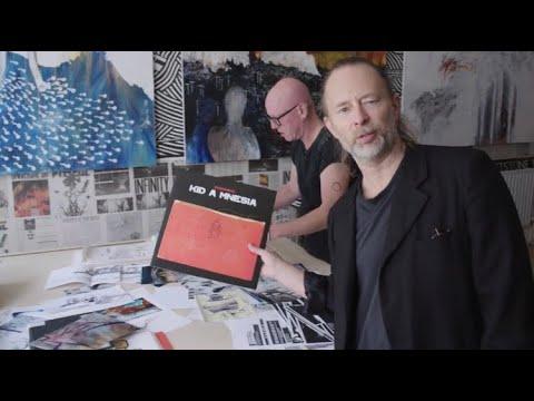 (2021/09/24) Christie's - Kid A Mnesia Interview - Radiohead [Thom Yorke, Stanley Donwood] (Video)