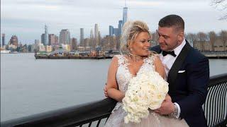 W Hoboken Same Day Edit Wedding of Nicole and Ali