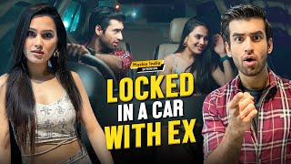 Locked In A Car With EX Ft. Anushka Sharma & Abhishek Kapoor | Hasley India Originals!