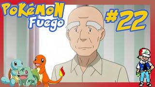 🔥 Pokémon Rojo Fuego - El Sr.Fuji 👨🦳 - Cap. 22 - Gameplay Español