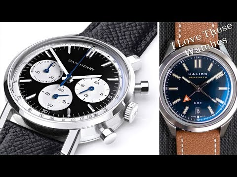 The Latest Watch Releases Fall 2018 | Some of My Favorites